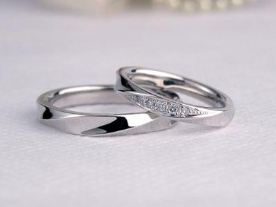藤本様手作り結婚指輪