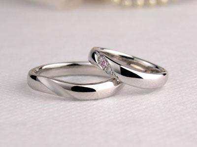 石増様製作の手作り結婚指輪