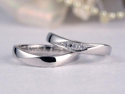 今中様の手作り結婚指輪