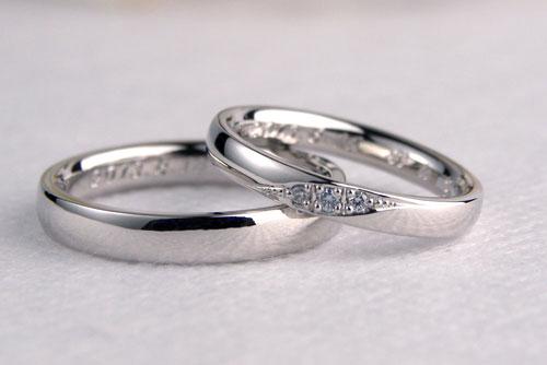 家族で作った手作り結婚指輪