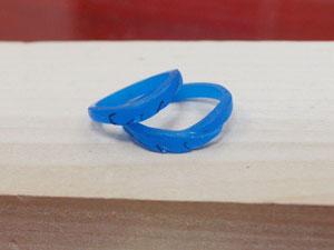 手作り結婚指輪ワックス