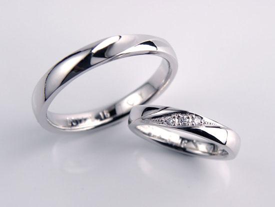 高木様の手作り結婚指輪