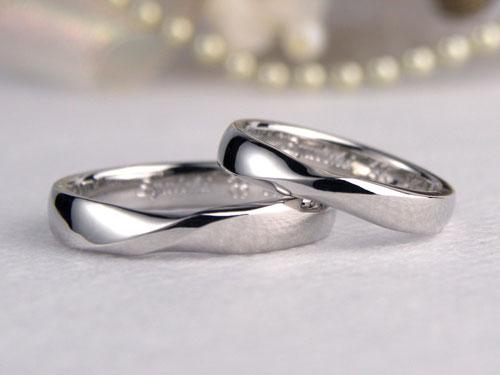 手作り結婚指輪土肥様