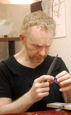 手作り結婚指輪を作る