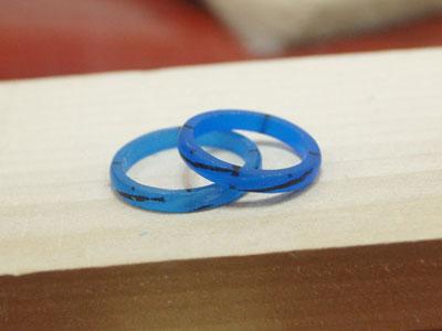 手作り指輪ワックス