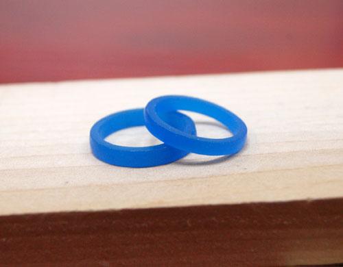 結婚指輪のワックス原型