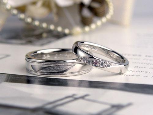 国際結婚の手作り結婚指輪
