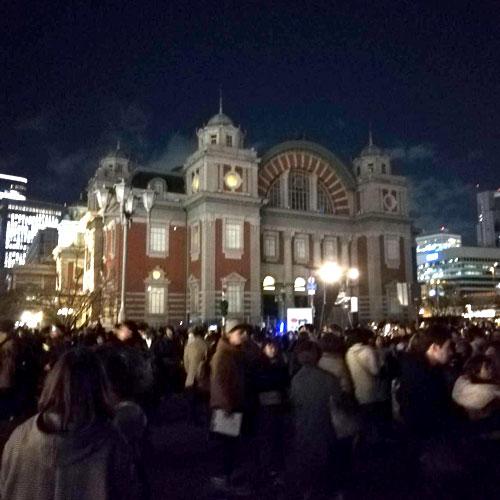 光の饗宴中央公会堂