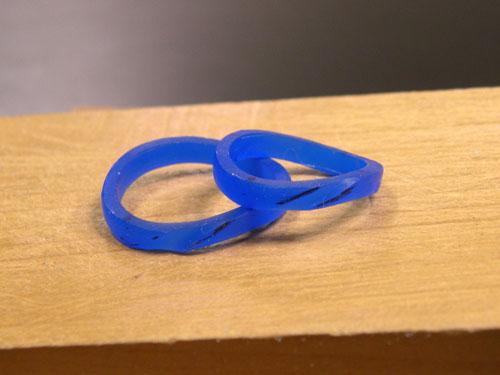 結婚指輪の原型