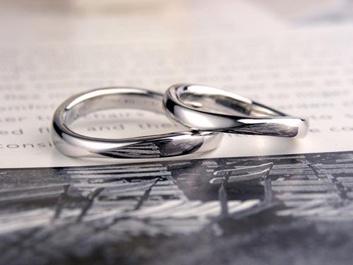 奈良のカップルが手作りした結婚指輪