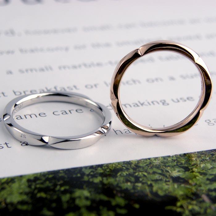 結婚指輪手作りワックスコース03