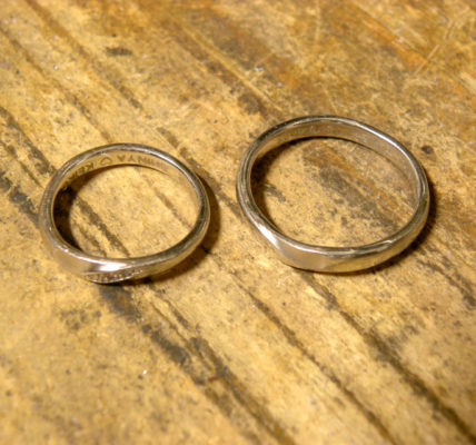 結婚指輪のメンテナンス