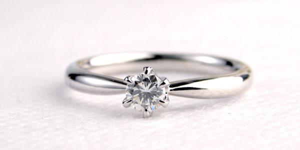 手作りで作った婚約指輪