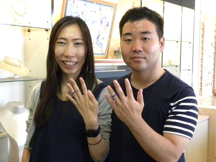 香川の手作りカップル