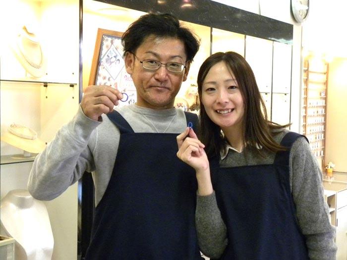 香川県よりご来店の二人